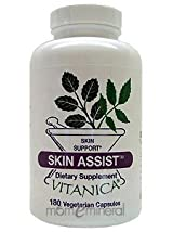 Skin Assist 180 Vegetarian Capsules by Vitanica