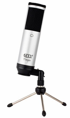 MXL Mics MXL-TEMPO-SK Condenser Microphone, Cardioid