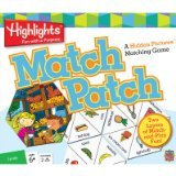 MasterPieces Highlights Match Patch Game - 1