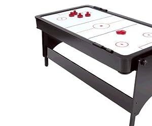 5ft Apollo 2-in-1 Pool/Air Hockey Reversible Table: Amazon