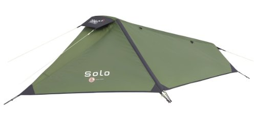 GELERT SOLO LIGHTWEIGHT 1 MAN BACK PACKING CAMPING TENT
