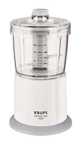 Krups-GVA151-Zerkleinerer-Speedy-400-W-wei-grau