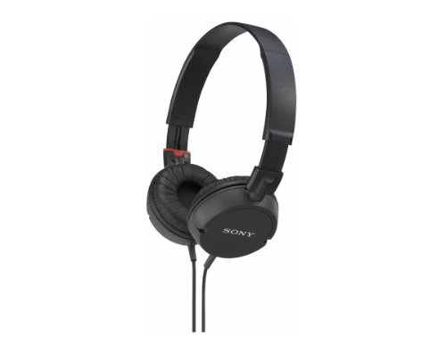 Sony Mdrzx100 Black Headphones