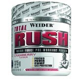 Weider Total Rush,(1 x 375 g) Dose (Orange)
