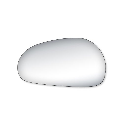 Fit System 99043 Ford Mustang Driver/Passenger Side Replacement Mirror Glass (1996 Mustang Driver Side Mirror compare prices)