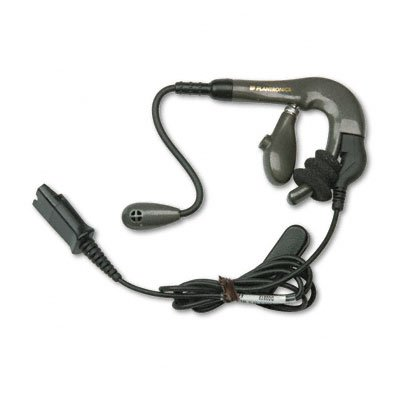 Plnh81N - Plantronics Tristar Over-Ear Headset W/Noise Canceling Microphone