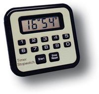 Ti239 Stopwatch Lab Timer Up/ Down Count Electronic Ea Part# Ti239 Bygeneral ...