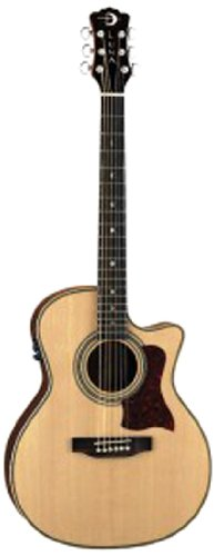 Luna Amf 100 Acoustic-Electric Guitar