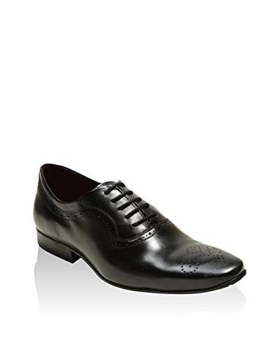 Arthur & Brooke Zapatos Oxford Negro
