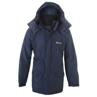 Berghaus Cornice Jacket Mens ECLIPSE/ASH Medium