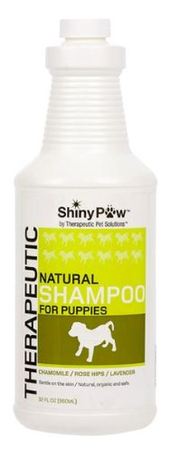 Shiny Paw® All-Natural Therapeutic Shampoo For Puppies - 32 Oz front-772460