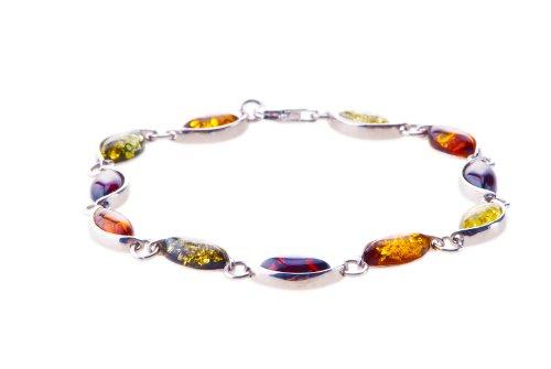 ANYA Bracelet with Amber