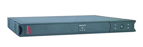 Apc Smart-Ups Sc 450 - 1u Rackmount/Tower