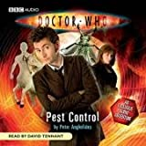 """Doctor Who"" - Pest Control (Dr Who Audio Original 1)by Peter Anghelides"
