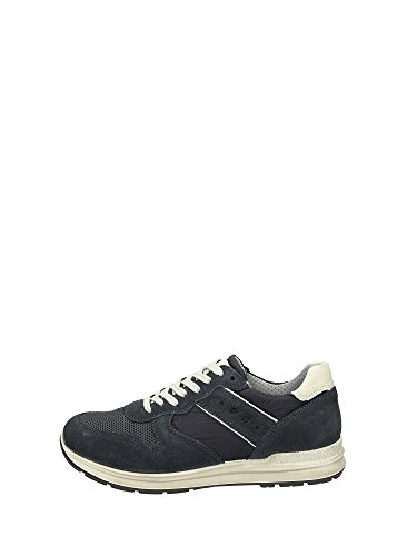 Imac 51141 Sneakers Bassa Uomo Blu 43