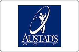 Austad's Golf Gift Card ($10)