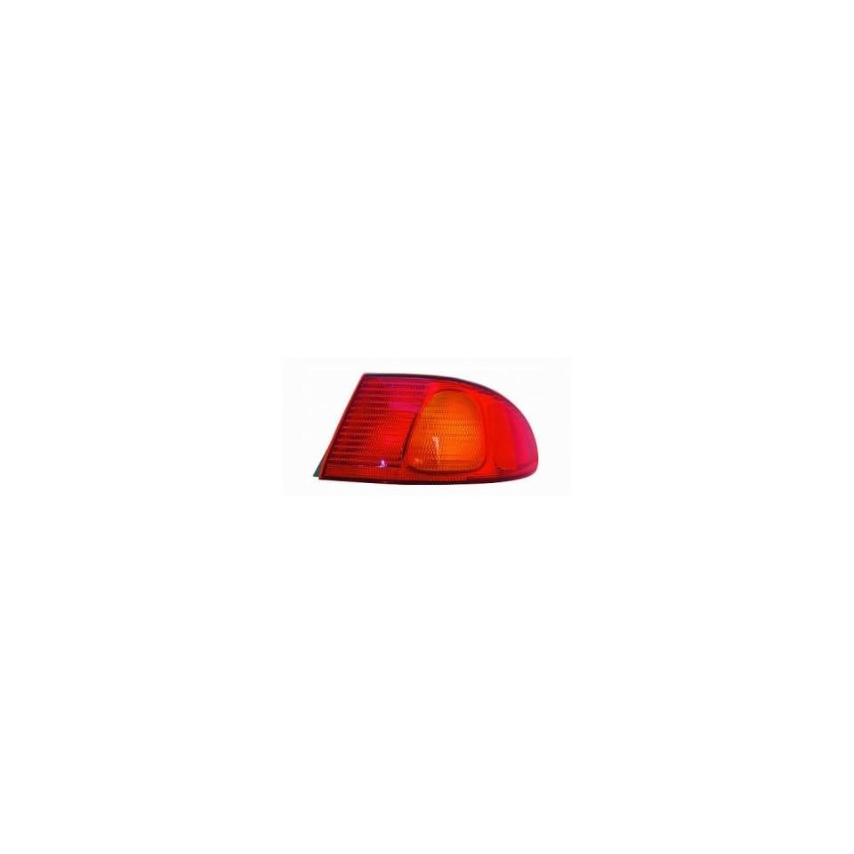 98 02 Toyota Corolla Tail Light (Passenger Side) (1998 98 1999 99 2000 00 2001 01 2002 02) 81550 02070 Rear Lamp Right