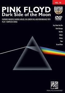 Guitar Play-Along DVD Volume 16: Pink Floyd - Dark Side Of The Moon
