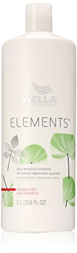 Wella Elements Daily Renewing Conditioner 33.8 oz / Liter no sulfates parabens