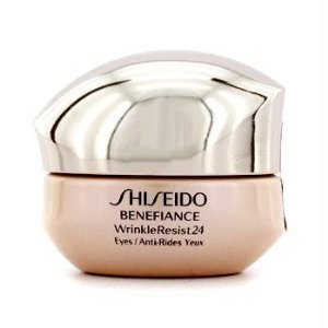 Shiseido Eye Care 0.51 Oz Benefiance Wrinkleresist24 Intensive Eye Contour Cream For Women (Skincare Eye Cream compare prices)