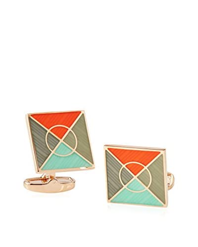 Paul Smith Men's Colorblocked Cufflinks