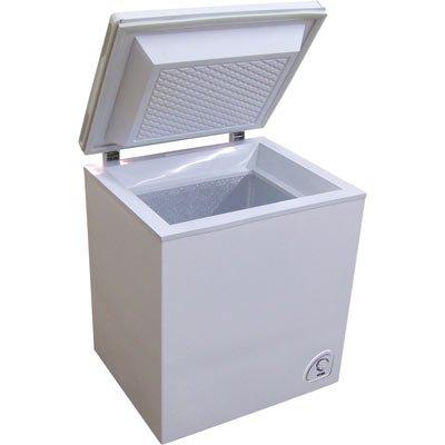 Sundanzer Solar-Powered Refrigerator - 1.8 Cubic ft 24.5inL x 27.5inW x 36.5inH