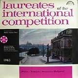 【※CDではありません】シューマン:交響的練習曲Op.13,スメタナ:海辺にてOp.17,チェコ舞曲集~フラーン,ドヴォルザーク:主題と変奏Op.36【中古LP】