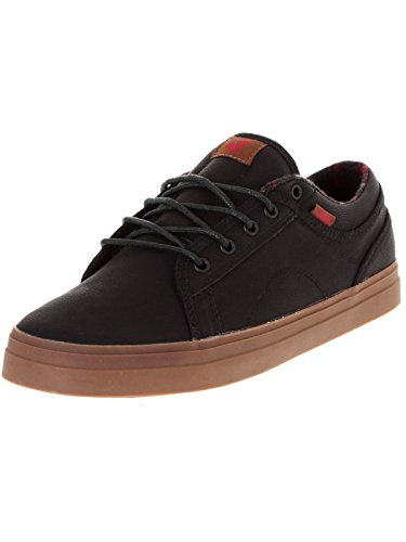 Chaussure DVS Aversa Noir Port Gum Synthetic