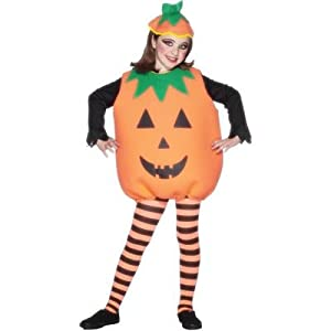 Pumpkin Costume For Children For Halloween from SMIFFYS