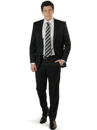 Milano Suit (UK: 42 tall / EU: 102, anthracite)