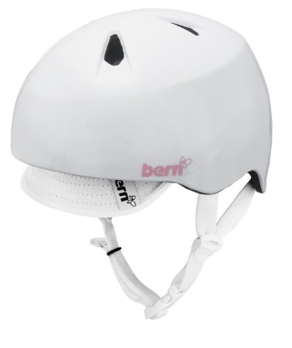 Bern Nina Summer Gloss Adjustable Helmet with Visor