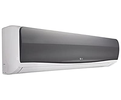 LG LSA3ST3D L-Energia Silver Split AC (1 Ton, 3 Star Rating, White and Black)