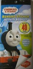 Thomas & Friends Reward Sticker Activity Booklet (Over 40 Stickers)