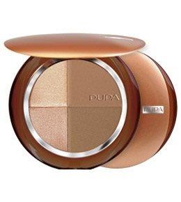 4Sun Bronze & Shine Terra Viso + Illuminante Tonalità 002 Bronze