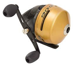 Zebco Spin Cast Fishing Reel with 20-Pound line