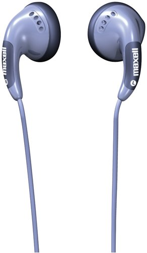 Maxell Cb-Purple Color Buds Earbuds, Purple
