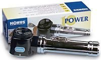 Konus Power-10 2.5-5x Magnifier with Light and Scale 3387
