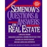 Semenow's Questions and Answers on Real Estate