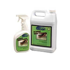 RV Motorhome Mobilehome Rubber Roof Cleaner, 16 oz. Concentrate