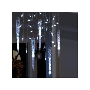 LED Falling Light Show 5 Icicle - 48 Christmas