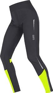 Gore Running Wear Herren Tights Mythos Soft Shell Neon, neon yellow, S, TWNMYP080007