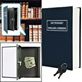 Trademark Home Dictionary Diversion Book Safe with Key