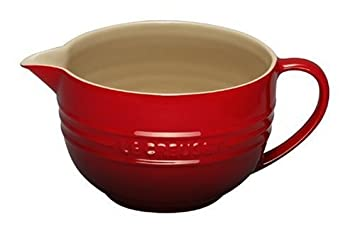 Cake Batter Mixing Bowls With Spout Lid Cover