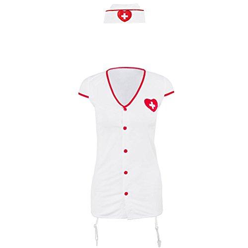 FUNOC (Sexy Nurse Fancy Dress)
