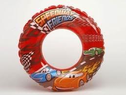 Baby Childrens 20inch (51cm) Speedway Swim Ring Great Swimming Ring, Swimming Aid for Children