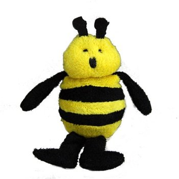 Purr-Fection Sting Bouncy Buddy Bee Plush - 1