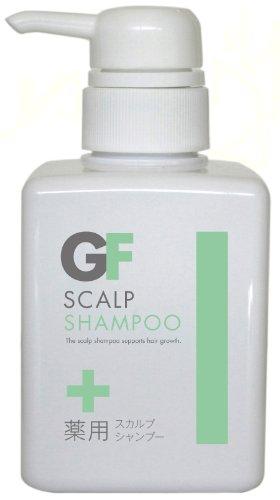 GFスカルプシャンプー 育毛シャンプー 医薬部外品