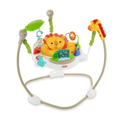 Fisher-Price Rainforest Friends Jumperoo theodore gilliland fisher investments on utilities
