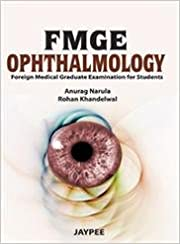 FMGE Ophthalmology 1st Edition price comparison at Flipkart, Amazon, Crossword, Uread, Bookadda, Landmark, Homeshop18