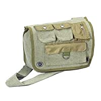 Olive Drab Vintage Classic Survivor Shoulder Bag